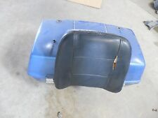honda gl1200 goldwing 1984 interstate blue rear back trunk assembly luggage 1985