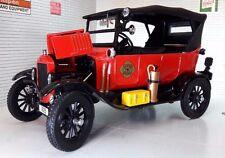 G LGB 1:24 Scale 1925 Ford Model T Fire Engine Railway Detailed Diecast Sunstar
