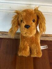 "American Girl Doll Cocker Spaniel Puppy Dog Plush 5"" Pet Jointed 2015 Rare"