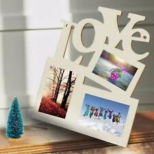 Multi Photoframe Family Love Frames Collage Picture Aperture Wall Photo Frame UK