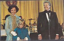 Jimmy Carter,  Rosalynn and Amy Ball    # C7