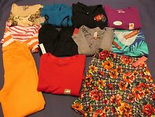 NWT Women 's Lady Clothes Lot S 3 4 5 6 Top Tank Skirt Shorts Capri Pants New
