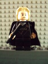 Lego Harry Potter Minifig ~ Lucius Malfoy  ~ From Set 4736 ~ RARE