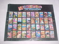 NEW USPS WONDERS Of America STAMPS Land of Superlatives COLLECTIBLE RARE Limited