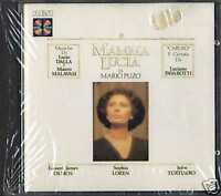 MAMMA LUCIA OST  Dalla Pavarotti CD MEGARE SEALED 1988