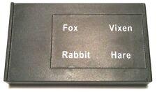 FOX VIXEN CALL SOUND CARD U CALLER EXTREME UCALLER RABBIT HARE WORKS WELL