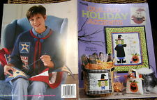 PATTERN wall quilt HOLIDAY HALLOWEEN CHRISTMAS tree skirt EASTER PATRIOTIC fall