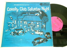 JERRY JEROME Orchestra Country Club Saturday Night RCA Camden mono dg LP