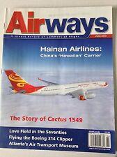 Airways Magazine Hainan Airlines Hawaiian Carrier June 2009 FAL 050717nonrh