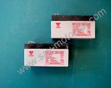 Kit BSL de 2 batteries de secours pour motorisation MOTOSTAR