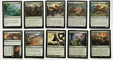 MTG-Magic the Gathering - 10 Different Rare Cards-All Colours