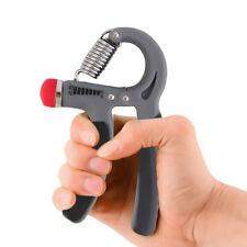 Adjustable Hand Power Grip Hand Exerciser Gripper 10-40 Kg For Wrist Forearm AU