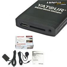 Bluetooth USB SD MP3 AUX In CD Wechsler Adapter Freisprecheinrichtung Opel Radio