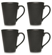 NEW Noritake BoB Dune Mugs Set of 4