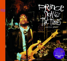 PRINCE SIGN 'O' THE TIMES - ANOTHER PHASE REMIX AND REMASTERS  PRESS 2xCD *F/S