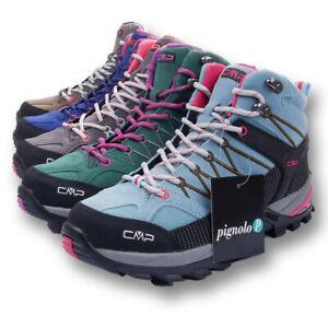 Fusskleidung/® Damen Herren Wanderschuhe Wasserabweisend Trekking leichte Outdoor Boots