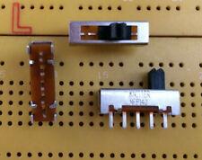 PCB Slide Switch 1 Pole 4 Position Miniature Knitter MFP140 Multi Qty