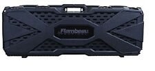 Tactical Hard-Sided Case for AR-15 Gun Rifle Scope Lockable Storage Accessory
