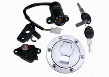 Aprilia RS125 lock set - ignition switch, tank cap & seat lock (1998-2012) new