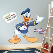 Children's Donald Duck Wall Sticker, Kids Giant Disney Donald Duck Wall Decal