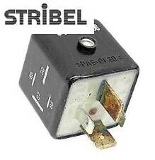 Audi 100 90 80 Coupe A8 A6 Auxiliary Fan Relay O.E.M STRIBEL 357906381B NEW