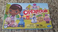 Disney Doc McStuffins Operation Game #01 - 2013 Hasbro - Super Clean!