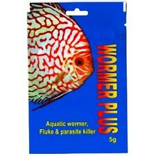 Kusuri Discus Fish Wormer Plus 5g Parasite Treatment All Freshwater Fish