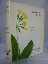 Flora of Essex von Stanley T Jermyn HB DJ 1974 illustriert-Karten
