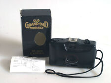 OLD GRAND DAD WHISKEY PROMOTIONAL 35MM CAMERA NEW WITH BOX 1993
