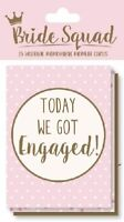 15 WEDDING MEMORABLE MOMENT CARDS  ENGAGEMENT GIFT HEN PARTY MILESTONES NEW