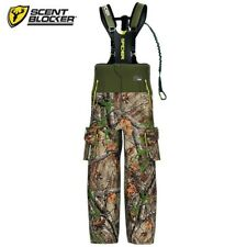 Scent Blocker Tree Spider Outfitter Spiderweb Safety Bib - Realtree Xtra Size XL