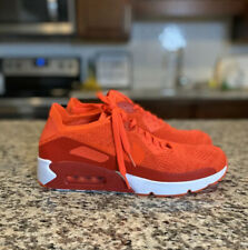 Nike Air Max 90 Ultra 2.0 Flyknit 875943-600 Men's Size 11.5 New