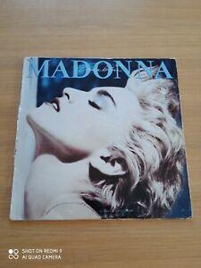 DISCO LP 33 GIRI.  MADONNA - TRUE BLUE