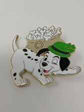 Lucky 101 Dalmatians Dssh Disney Studio Store Hollywood St Patrick's Day Le Pin