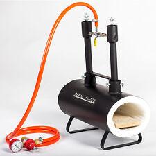 DFSW2 Gas Propane Forge Knifemaking Farriers Blacksmiths Furnace Burner U.S.A