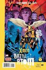 X-MEN: BATTLE OF THE ATOM (2007) PARTS #1-10 COMPLETE STORYLINE SET LOT FULL RUN