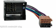 CITROEN C2 C3 C4 C5 Radio Adapter MOST Quadlock ISO Adapter Kabel Auto