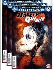 3x)HARLEY QUINN #1(10/16)SIENKIEWICZ VARIANT(BATMAN/JOKER/REBIRTH)CGC IT(9.8)HOT