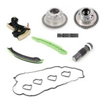 1 set Camshaft Adjuster+Timing Kit+Valve Cover Gasket for Mercedes W204 C250