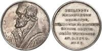 1730's Philipp Melanchthon, REFORMATION, 28.5mm SILVER, VF by Jean Dassier