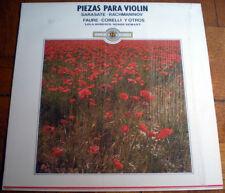 Lola Bobesco Violin Recital Sarasate Faure Corelli etc. Doblon Stereo