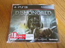 Dishonored 1 (original) PROMO – PS3 ~ NEW (Full Promotional Game) PlayStation 3