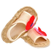 Baby Girl Flowers Non-Slip Outdoor Toddler Summer Sandal First Walkers Shoes
