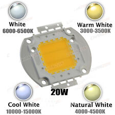 High Power 1W 3W 5W 10W 20W 30W 50W 100W LED Chip Warm Natural cool white Beads
