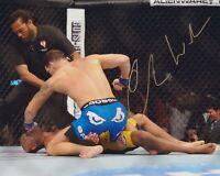 CHRIS WEIDMAN SIGNED UFC 8X10 PHOTO 9