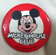 VINTAGE 1970's DISNEY MICKEY MOUSE CLUB PIN