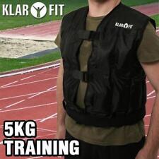 5kg Fitness weste Blei Gewicht Jacke Lauf Kraft Training gewichte Nordic Walking