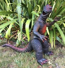 "DOR MEI 1996 EXTRA LARGE 14"" - 15"" GODZILLA VINTAGE POSEABLE ACTION FIGURE"
