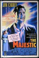 R283 MAJESTIC int'l 1sh 2001 great art of Jim Carrey, directed by Frank Darabont