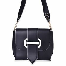Unbranded Faux Leather Solid Bags & Handbags for Women